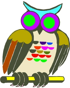 coloredowl